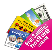 FREE Direct Mail Marketing Samples