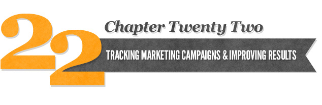 Tracking Marketing Campaigns & Improving Results