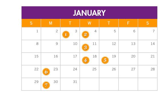 Keeping a Marketing Schedule