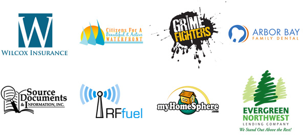 Sample logo designs
