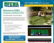 Worker Visas Website Design