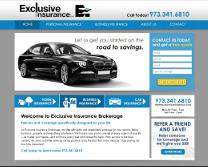 Insurance Brokerage Website Design