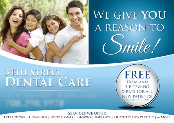 Dental case studies for students