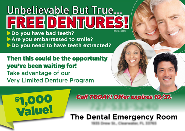Dental Postcards Clearwater Fl Dentist Case Study The