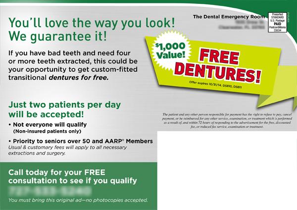 Dental Advertising Case Studies The Dental Emergency