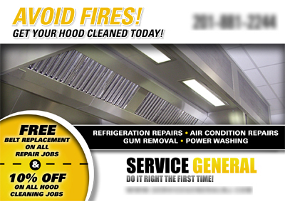 equipment cleaning and repair marketing ideas