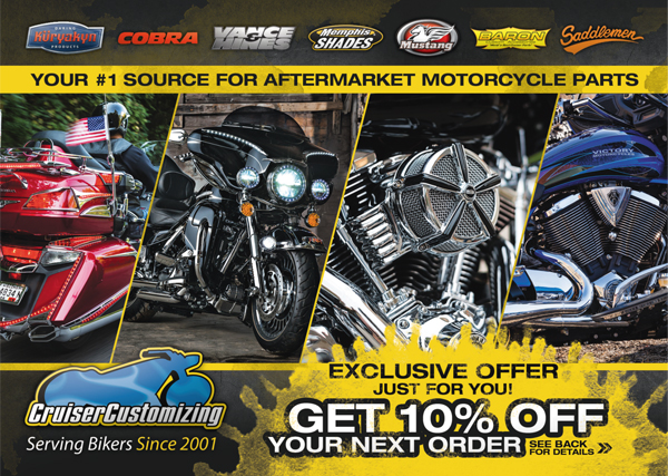 motorcycle parts marketing ideas