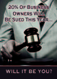 Business Attorney Postcard