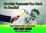 sample of bankruptcy postcard marketing ideas