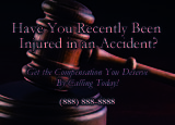 Personal Injury Attorney Postcard