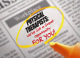 ad for hiring physical therapists