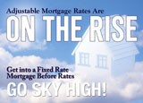 adjustable rate mortgage direct mail idea