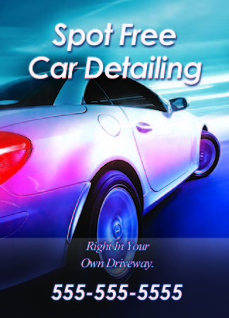 Customize Your Car Online >> 5 Brilliant Automotive Detailing Direct Mail Postcard Advertising Examples