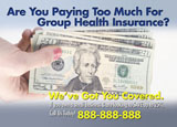 business insurance marketing sample