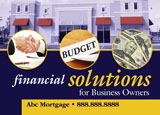 business loans mailer for direct mail