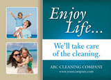 cleaning service marketing promotion strategy