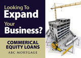 commercial loans marketing mailer