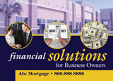 commercial mortgage marketing post card idea