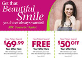 Dental Marketing Campaign - Cosmetic