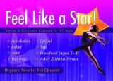 dance academy advertisement