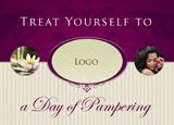 day spa marketing example