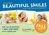 dental marketing postcard