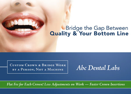 Grow Your Dental Lab With Postcard Marketing Promotions