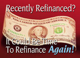 direct mail idea for refinancing mortgages