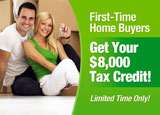 federal tax credit direct mail postcard