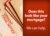 fha loan marketing post card