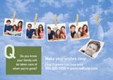 final expense life insurance postcard