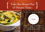 fine dining restaurant marketing sample