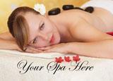 hair nail and tanning salon advertising