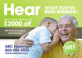 hearing loss solution marketing example