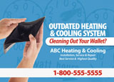 hvac advertising design