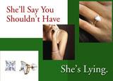 jeweler mail piece design