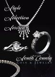 jewelry marketing postcard idea