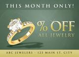 jewelry sale direct mail