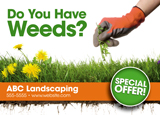 Advertising for Lawn Care