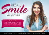 lead-generating dental promotion