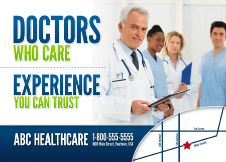 Marketing healthcare services