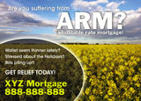 mortgage marketing for adjustable rate mortgages