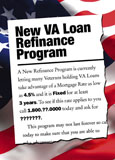 mortgage marketing for va loans ad