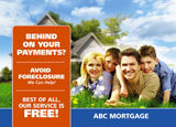 mortgage marketing idea for foreclosure