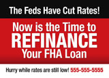 mortgage marketing strategy for fha loans