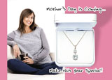 mothers day jewelry special marketing post card