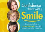 Dentist Postcards - Orthodontic Marketing Card