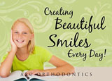 orthodontic marketing sample