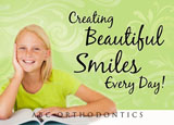 orthodontist direct mail marketing idea