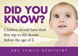 Pediatric Children's Dental Marketing